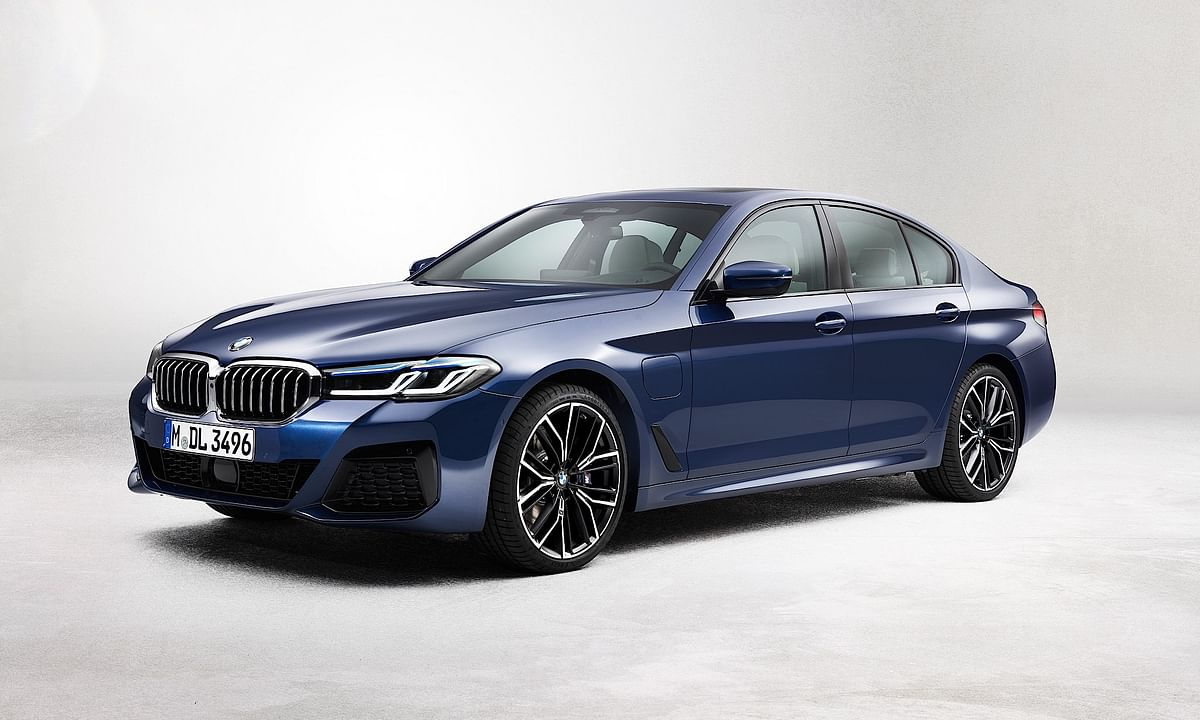 2021 BMW 5 Series revealed