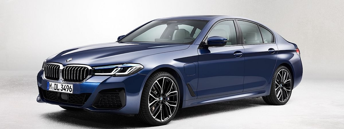 BMW has decided to keep things subtle for 2021 with a midlife update