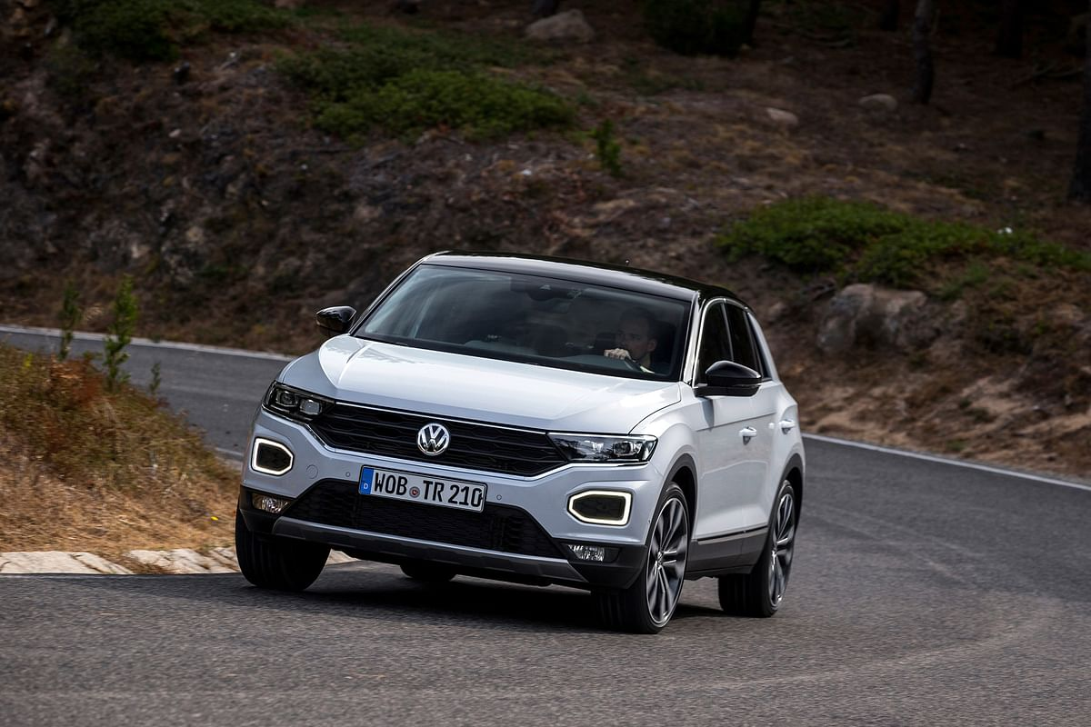 Volkswagen T-Roc gets the 1.5-litre TSI with cylinder deactivation