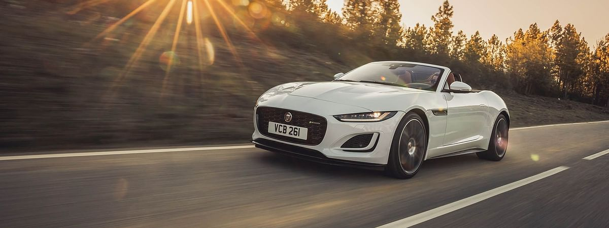 The new Jaguar F-Type has been launched in India