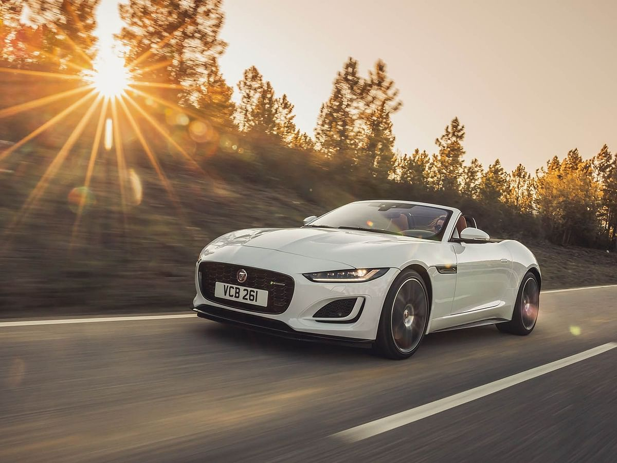 Jaguar F-Type launched for Rs 95.21 lakh, range goes up to over Rs 2 crores