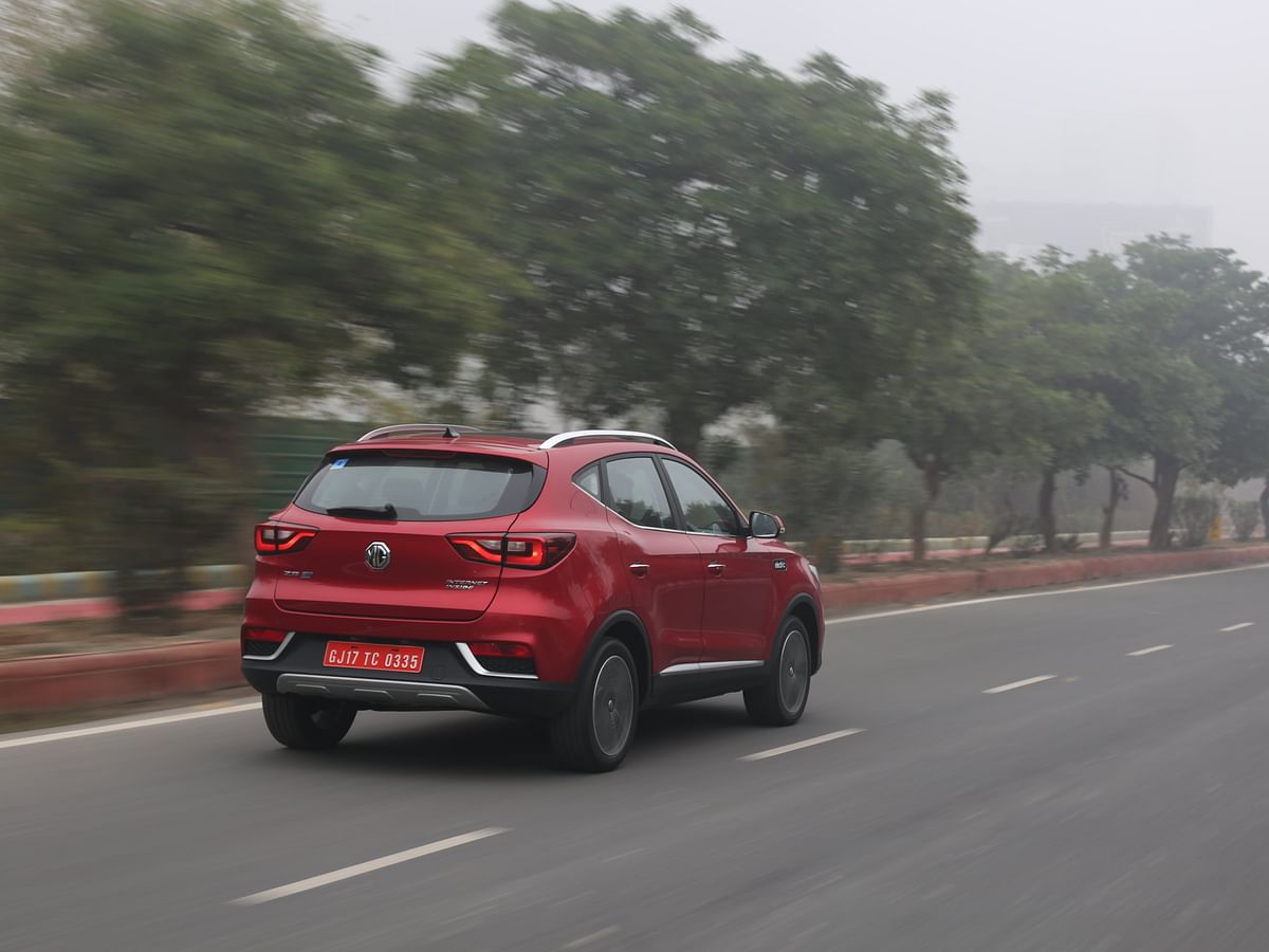 MG Motor India exploring Cerafusion technology for the Hector and ZS EV