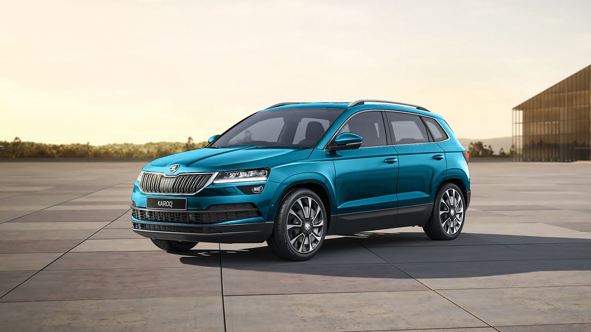 The Skoda karoq will be powered by a 1.5-litre TSI engine