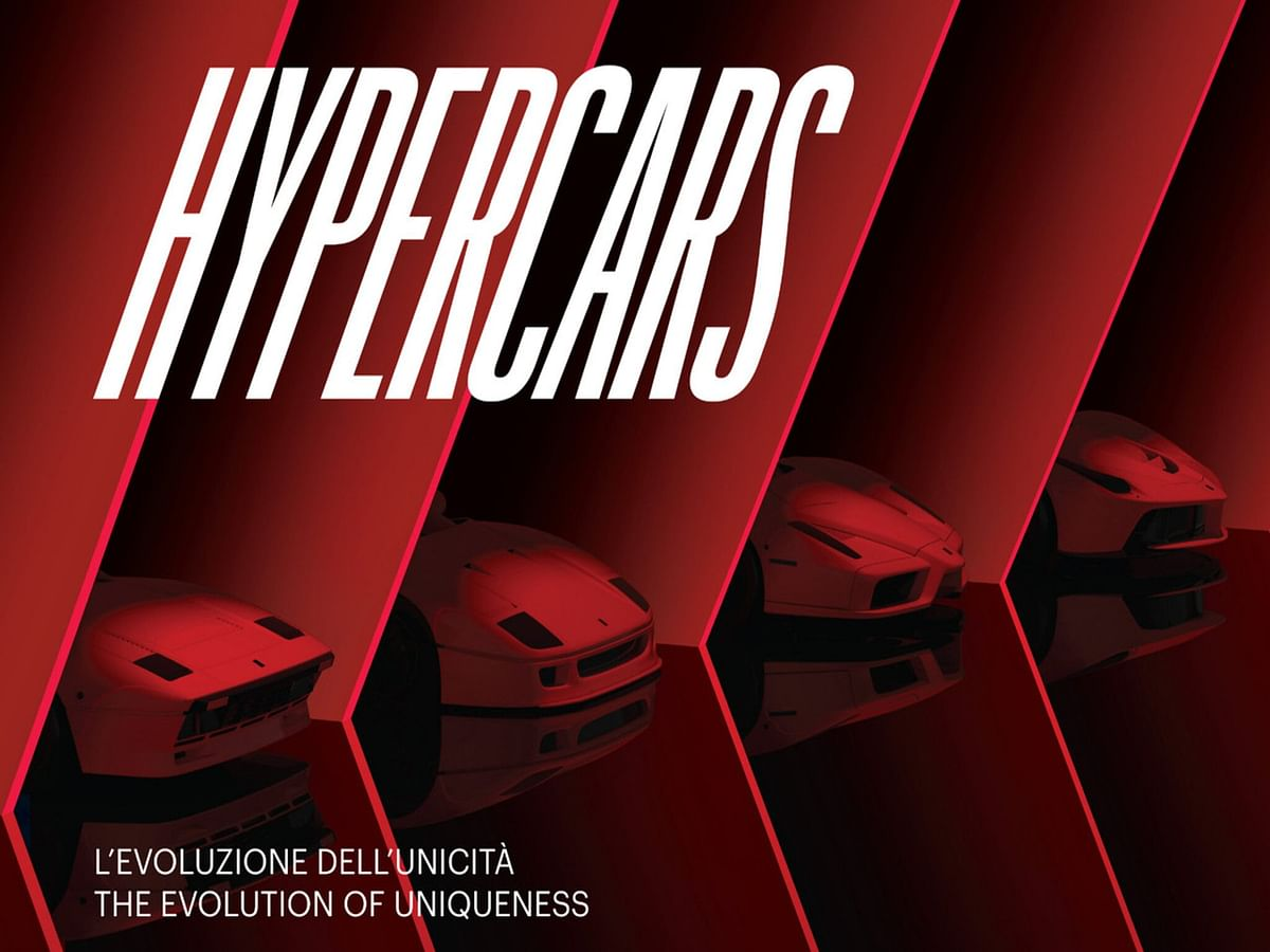 The Hypercar exhibition also showcased the Italian marque's technological evolution.