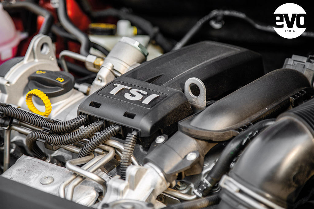 TSI stands for Turbo Stratified Injection