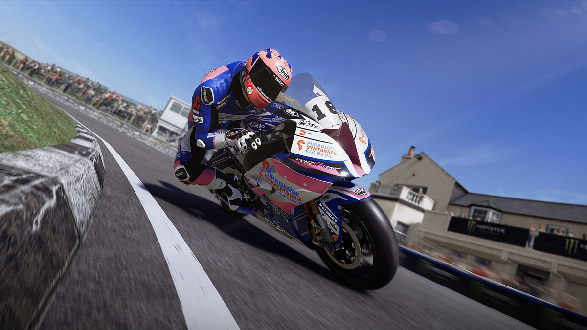Game review: TT Isle of Man - Ride on the Edge 2