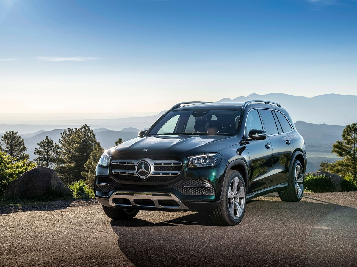 Mercedes-Benz to launch the GLS on June 17