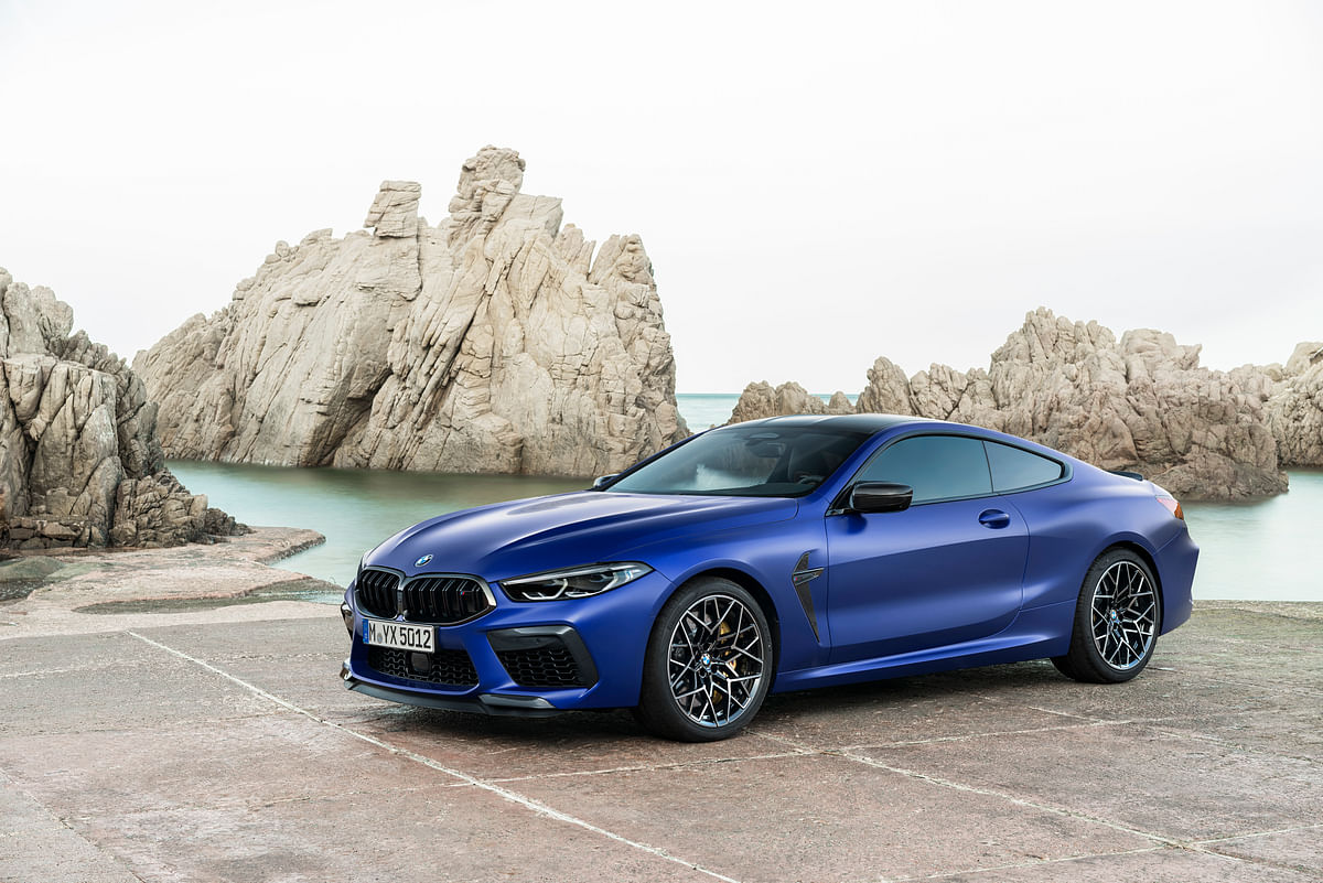 Image Gallery | BMW M8 Coupe