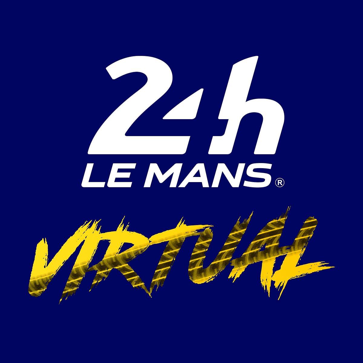 WEC Esports LeMans24 logo