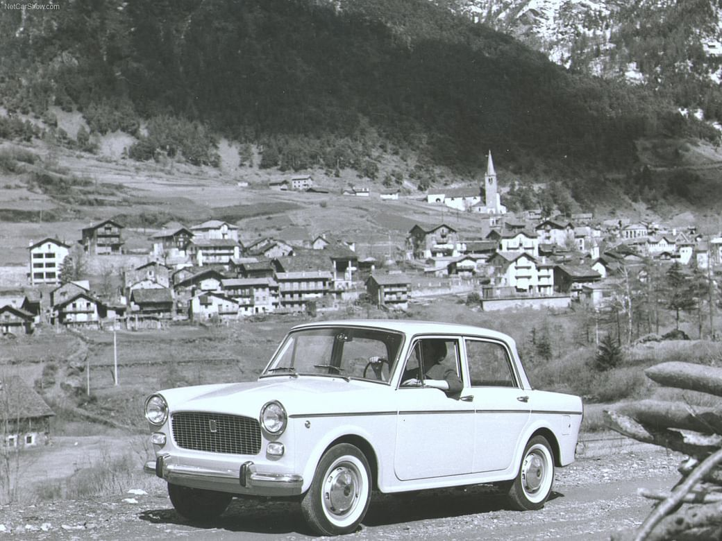 Taking A Look Back At The History Of Fiat In India