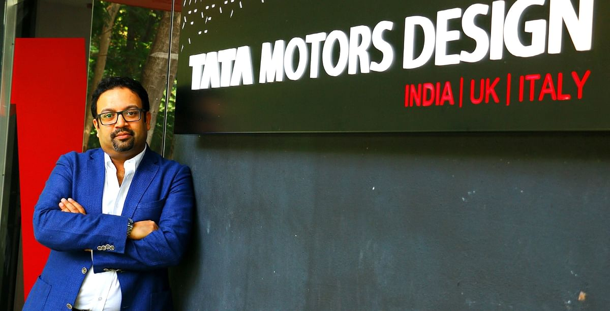 Pratap Bose, Global head of design, Tata Motors