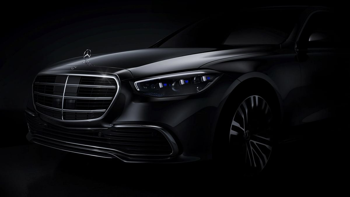 Mercedes-Benz teases new S-Class on social media
