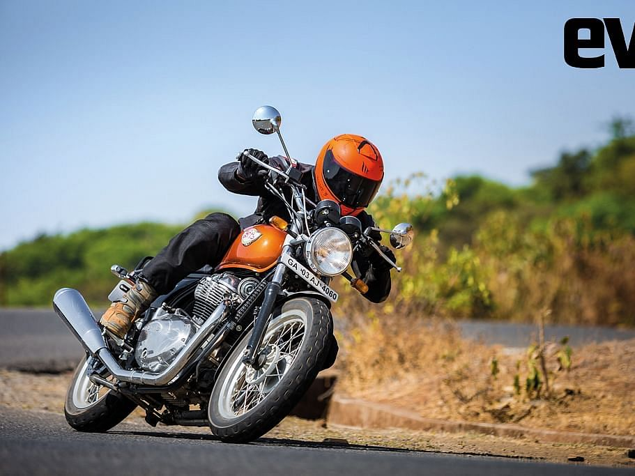 Royal Enfield launches women's riding gear