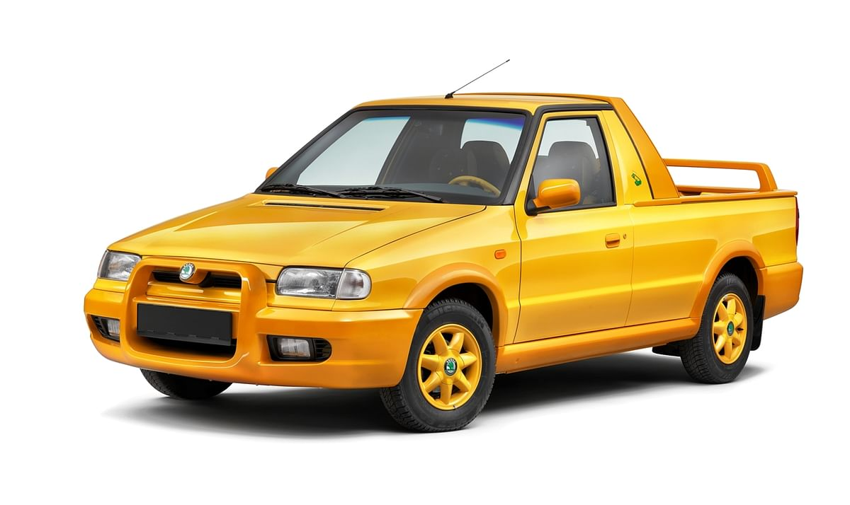Lesser-known models from Skoda Auto's 125-year history: The Skoda Felicia Fun
