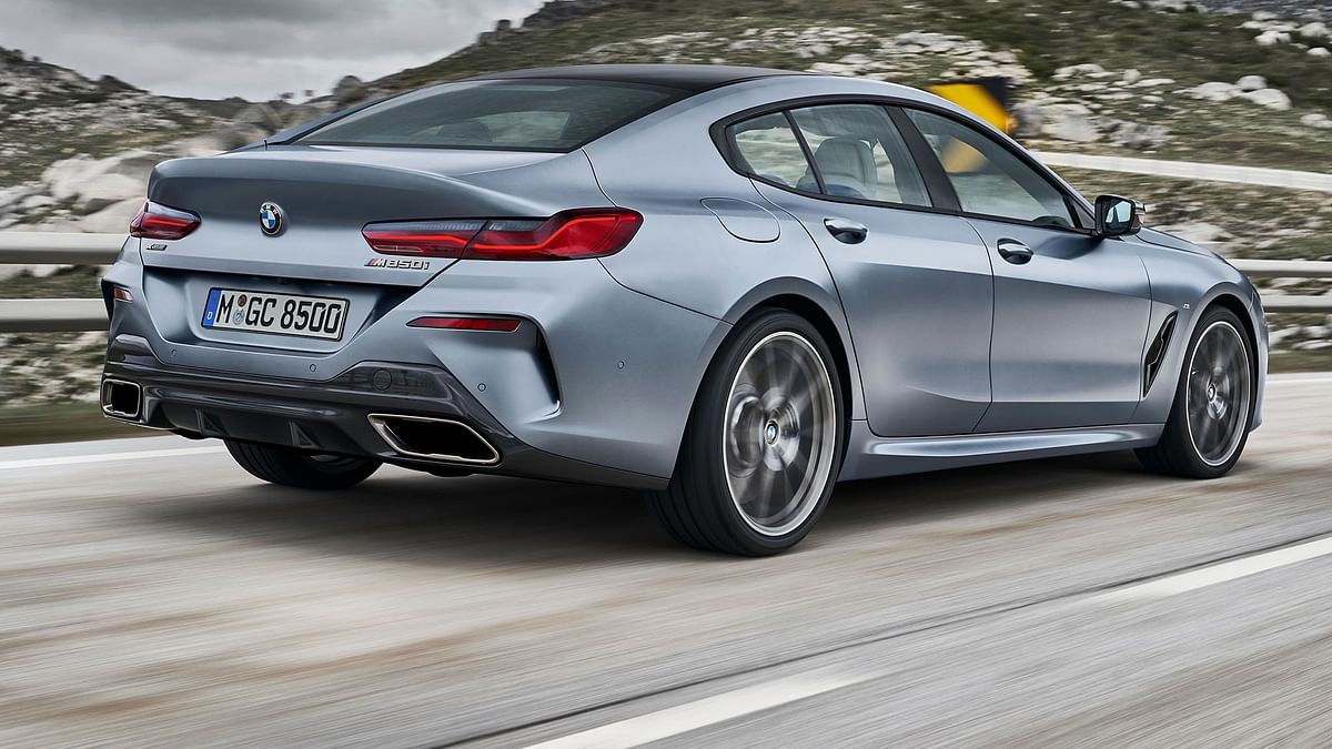 5 cool things you should know about the BMW 8 Series Gran Coupe