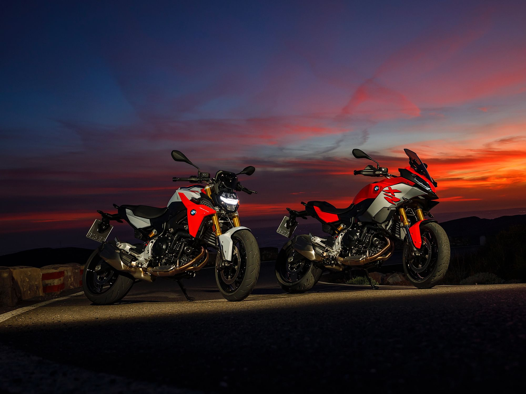 BMW F 900 R and F 900 XR launched in India - Autodevot