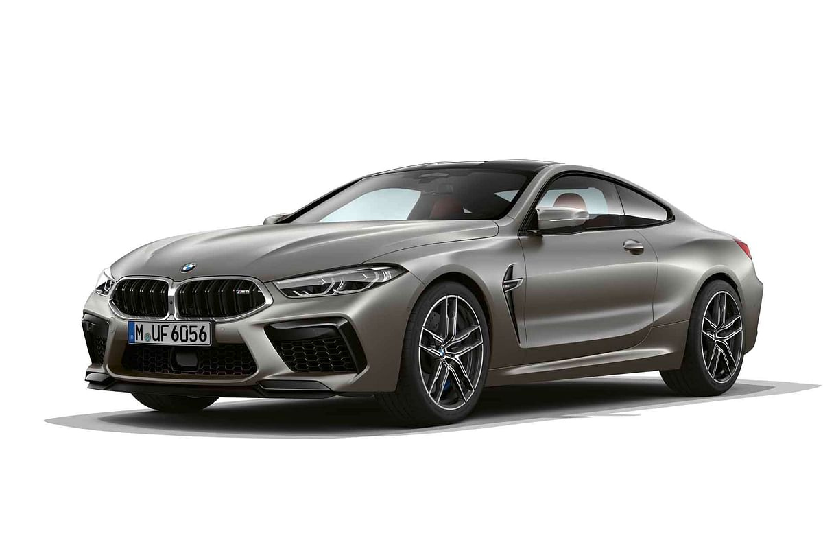 BMW M8 launched at Rs 2.15 crore