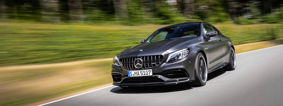 Mercedes-Benz India's way of resuming operations with a bang