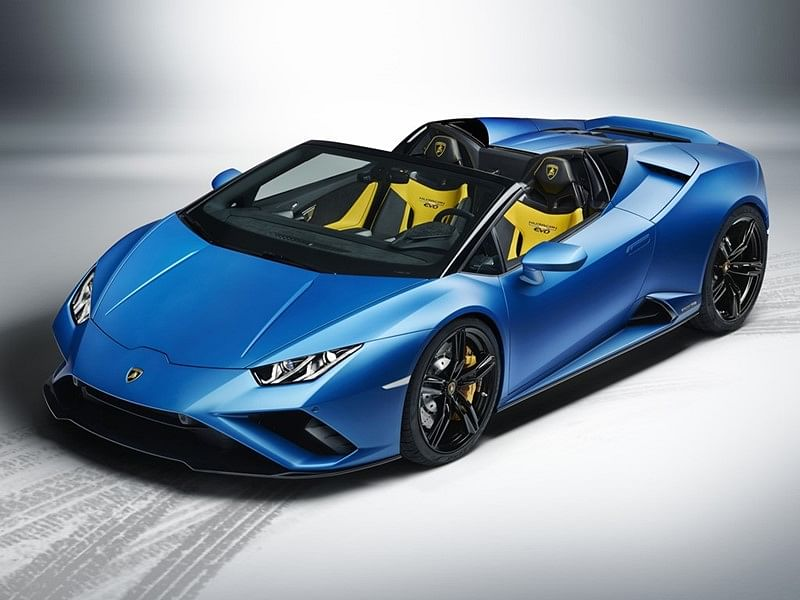 Lamborghini Huracan Evo RWD Spyder launched for international markets