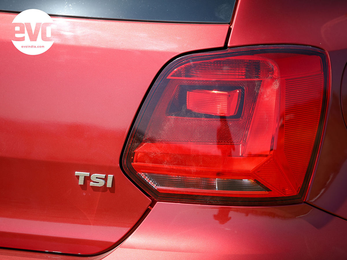 You know it's an enthusiast's car when you see the TSI badge