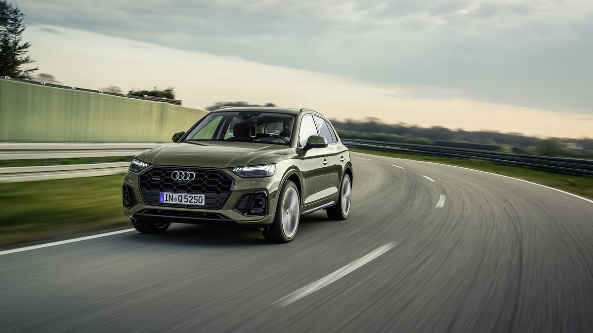 Audi unveils facelifted Q5: New styling, more technology and fancier lights