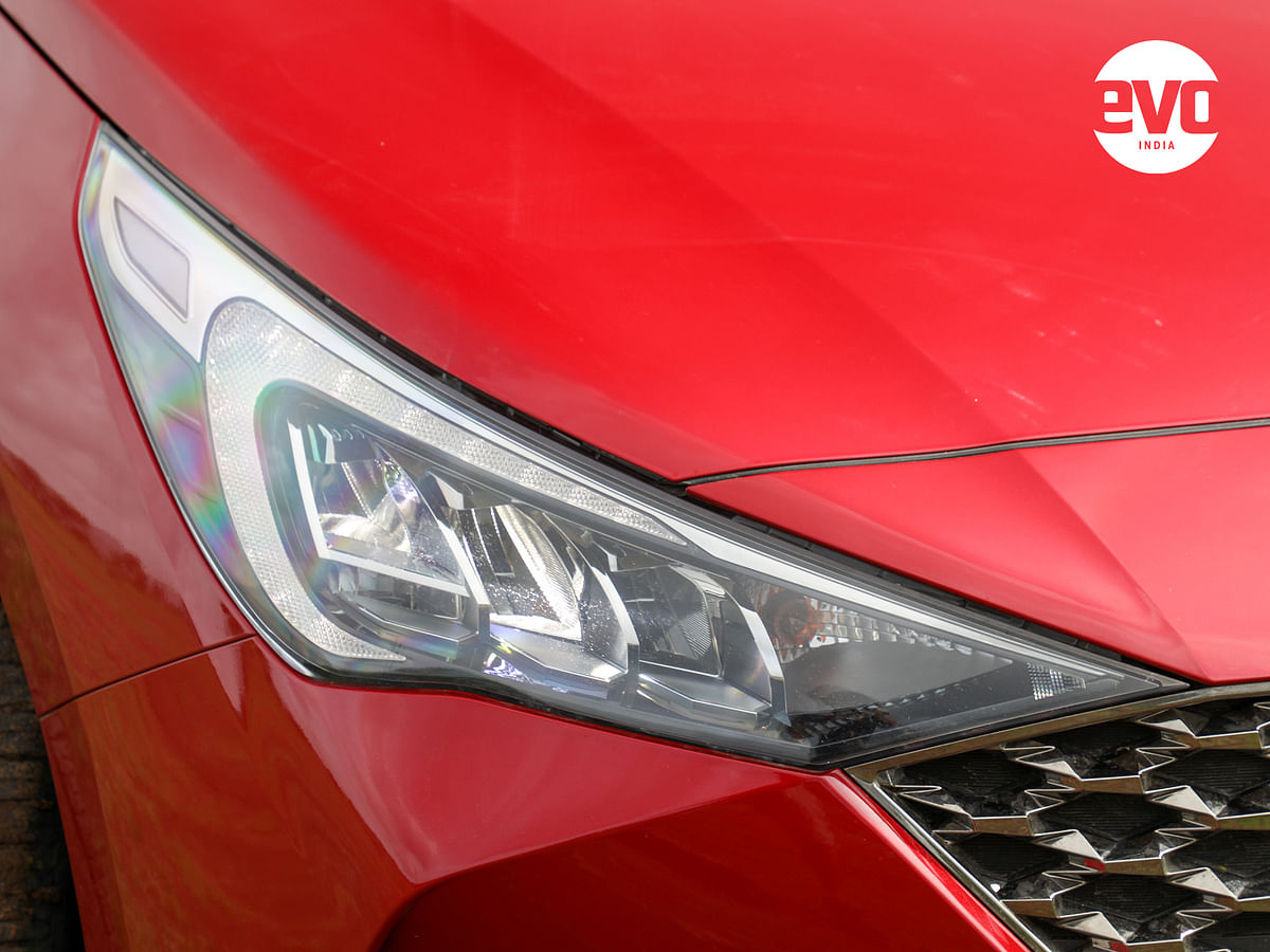 Sleeker LED headlamps