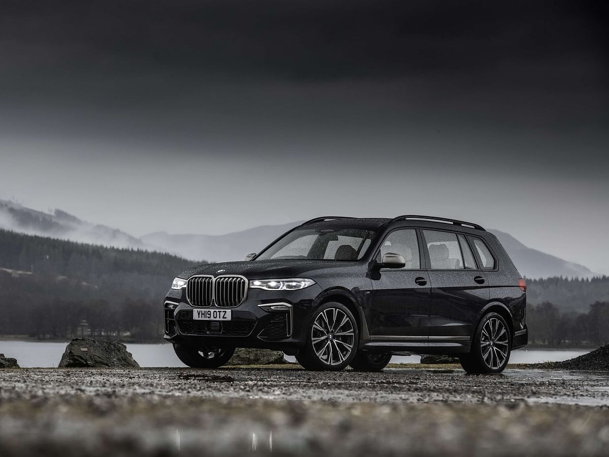BMW launches X7 M50d for Rs 1.63 crore