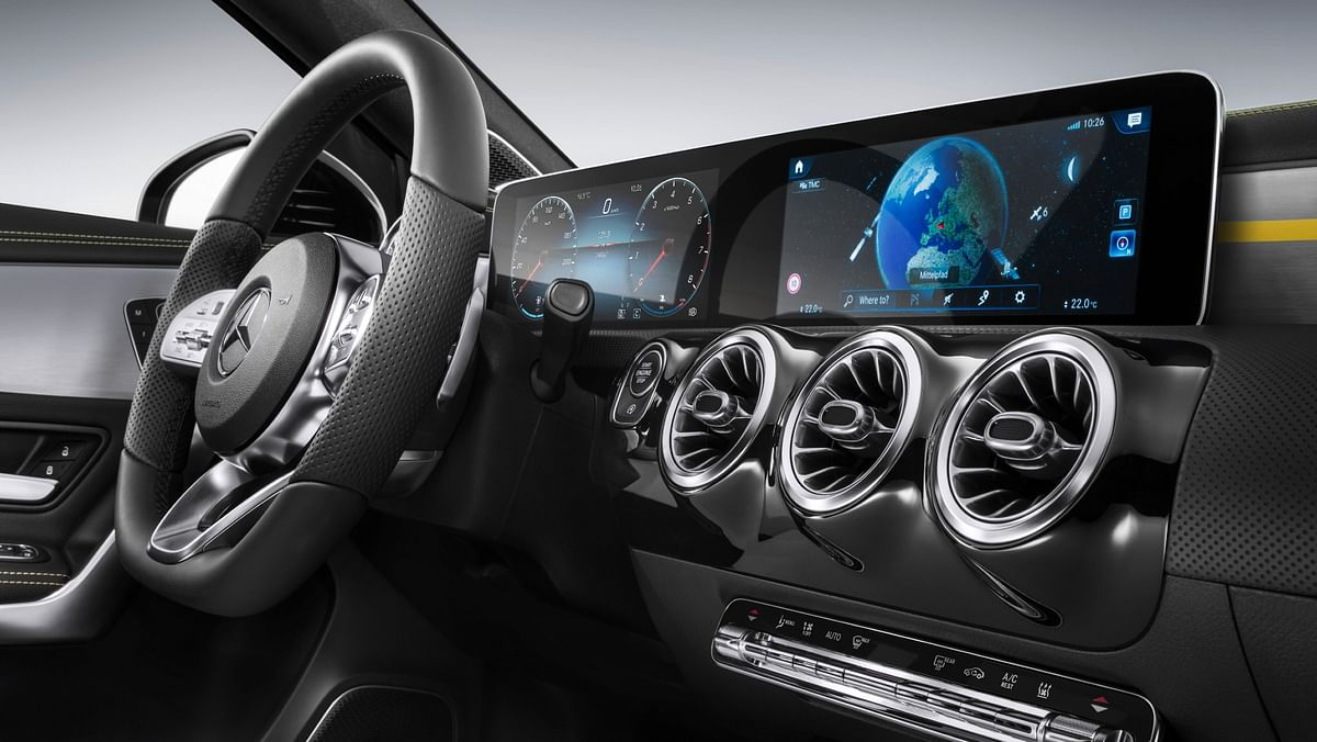Your Mercedes-Benz can now help you reach the nearest COVID-19 testing centre