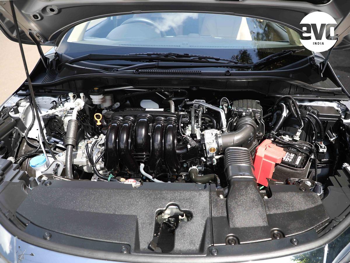 i-VTEC engine