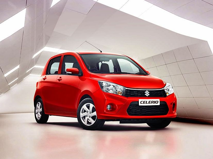 Maruti Suzuki updates the Celerio with S-CNG option