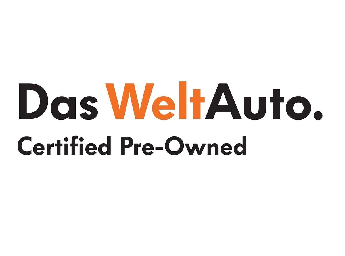 Volkswagen Das Welt Auto logo