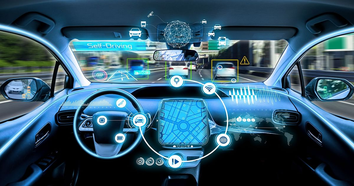 The concept of connected cars lessens the human to human interaction.