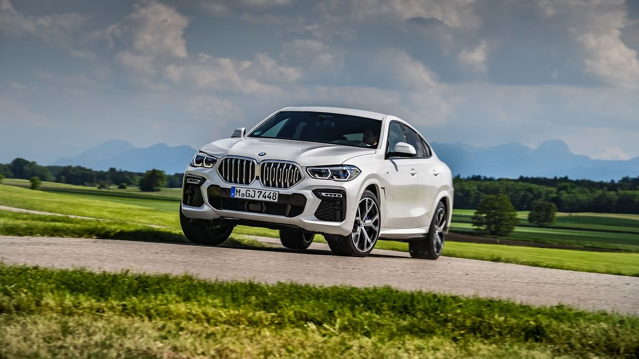 Bmw X6 Launched In India At Rs 95 Lakh