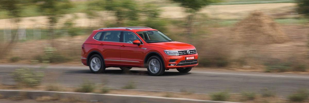 Volkswagen Tiguan Allspace   Step up on the Tiguan
