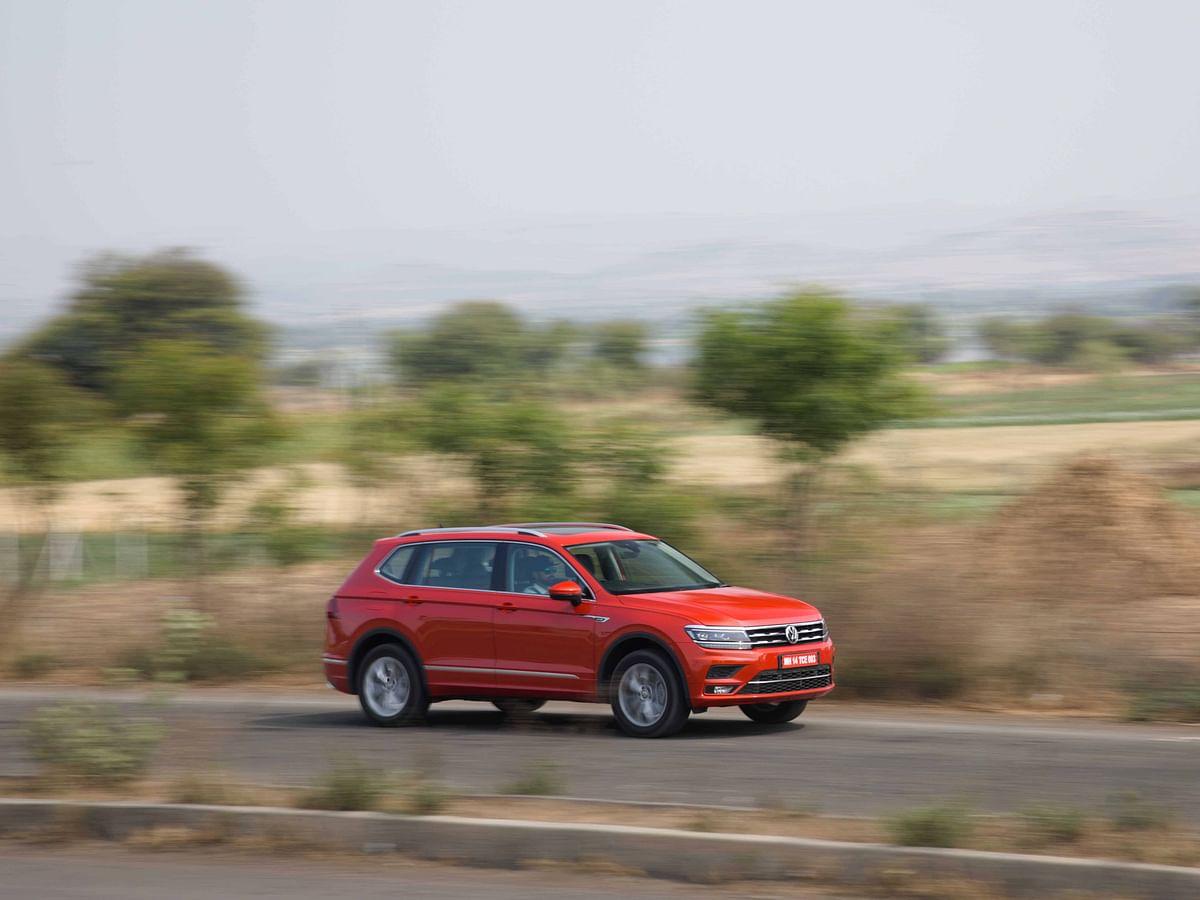 Volkswagen Tiguan Allspace | Step up on the Tiguan