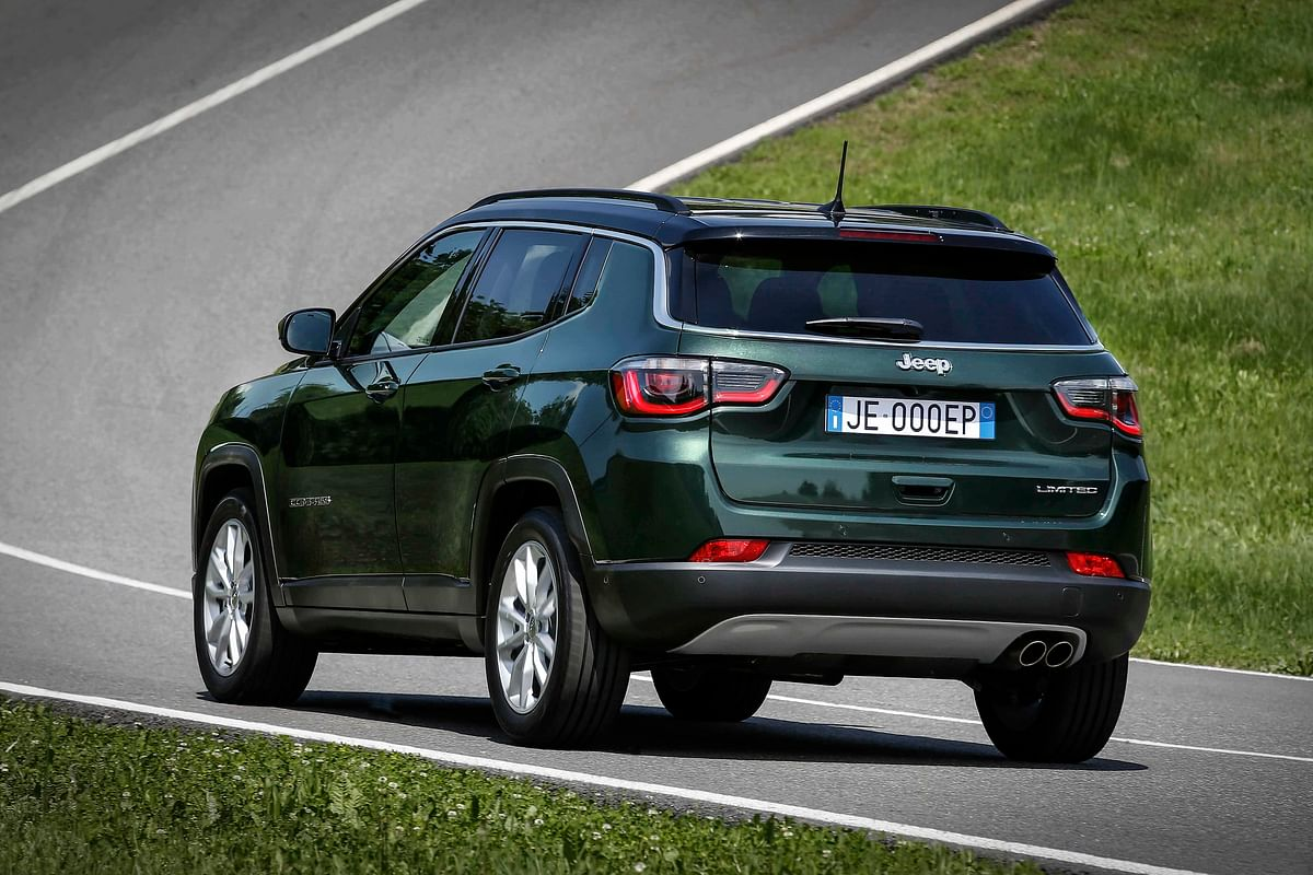 Jeep to introduce plug-in hybrid Compass soon