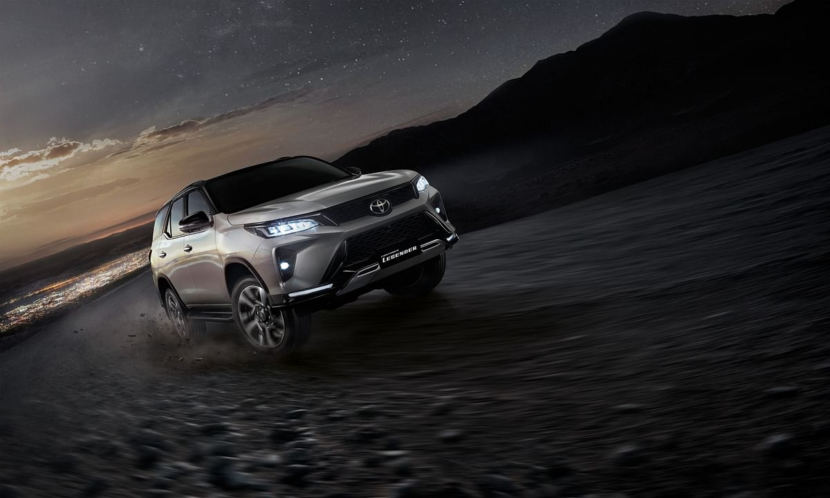 Toyota takes the wraps off facelifted Fortuner