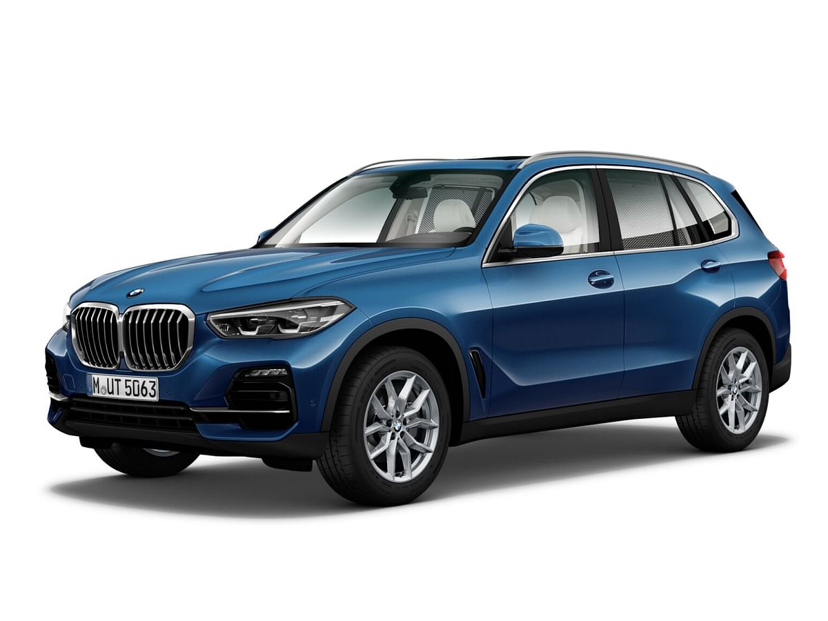 BMW X5 SportX launched at Rs 74.9 lakh