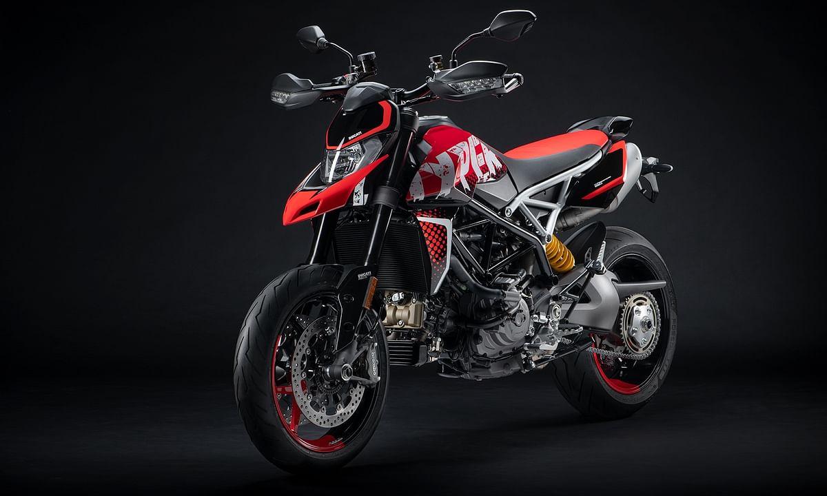 Ducati Hypermotard RVE revealed