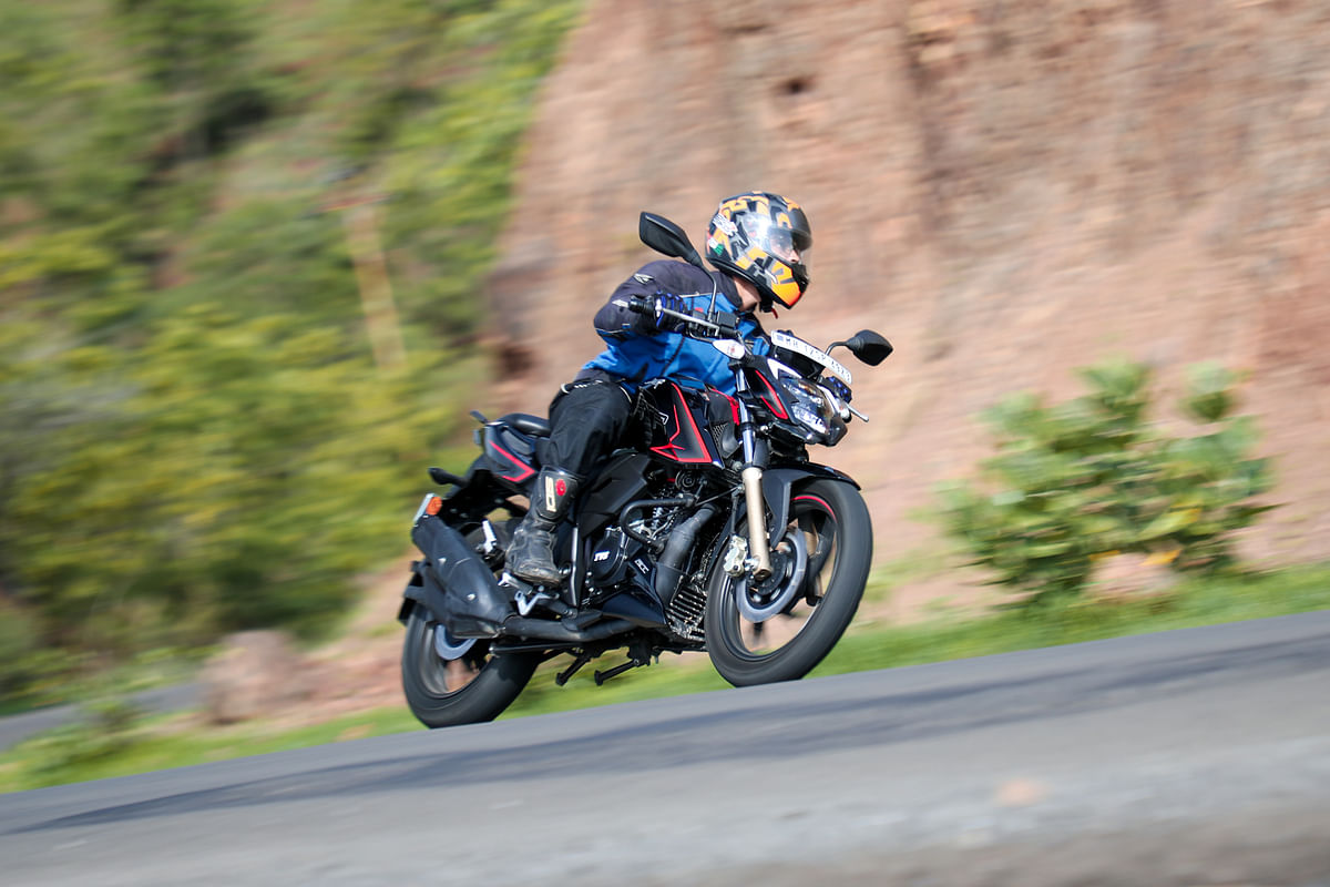 TVS rolls out 4 millionth Apache from Mysore