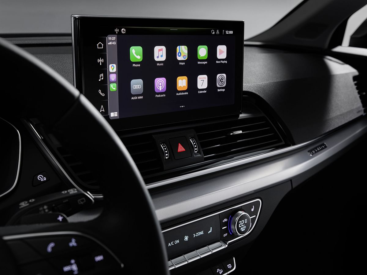 It now gets wireless Apple CarPlay