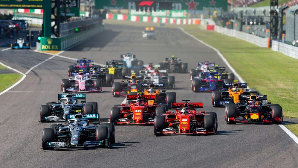 F1 fans rejoice...the 2020 season is set to start in July!