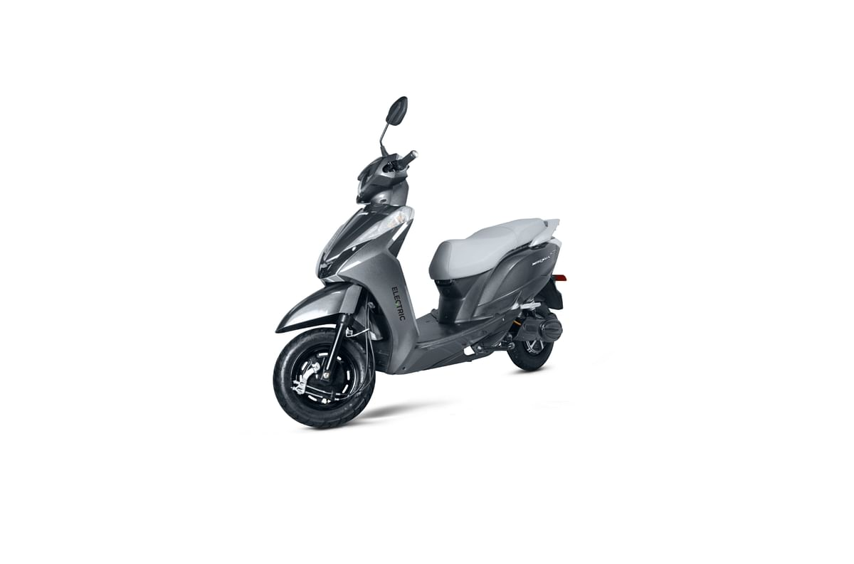 First e-scooter launched digitally