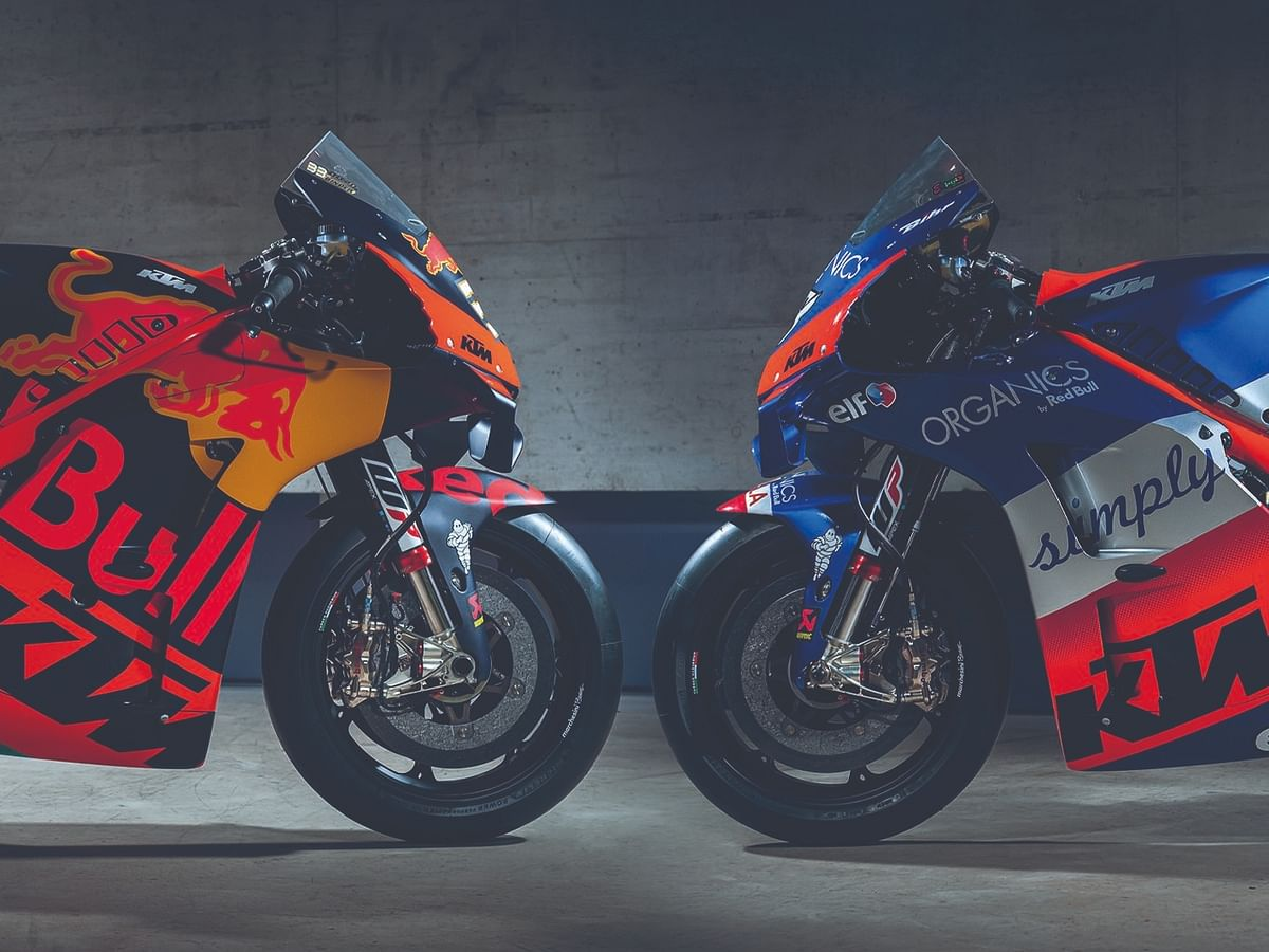 Red Bull KTM announces its lineup for the 2021 season