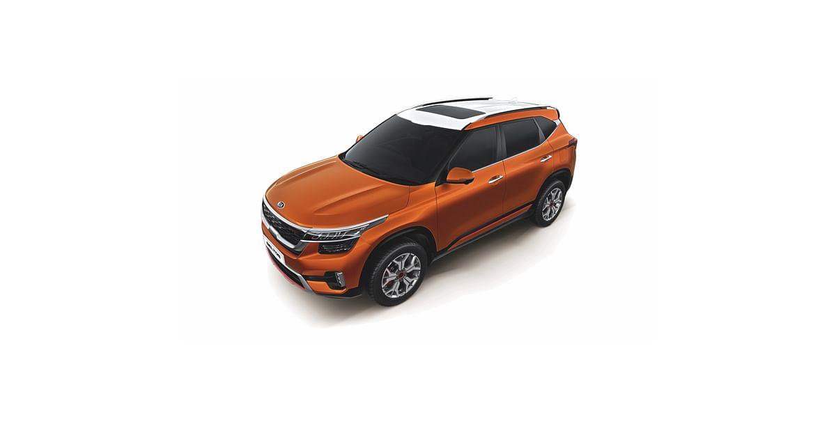 The new dual-tone colour scheme is orange and white