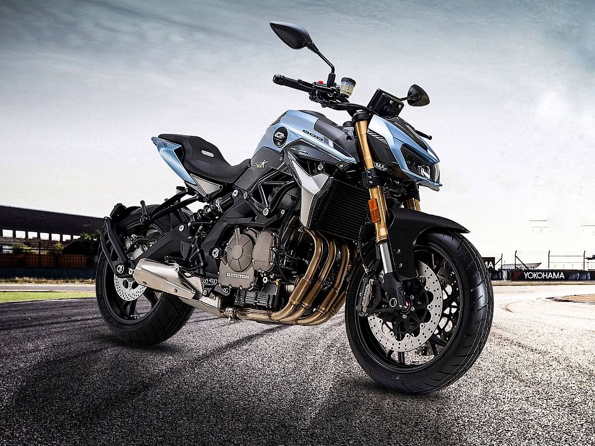 2020 Benelli TNT600 debuts in China