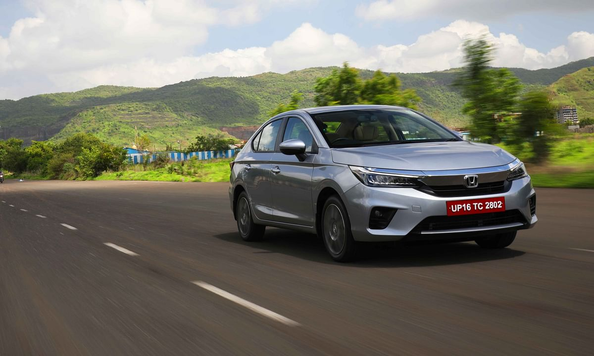 2020 Honda City launched at Rs 10.89 lakh in India