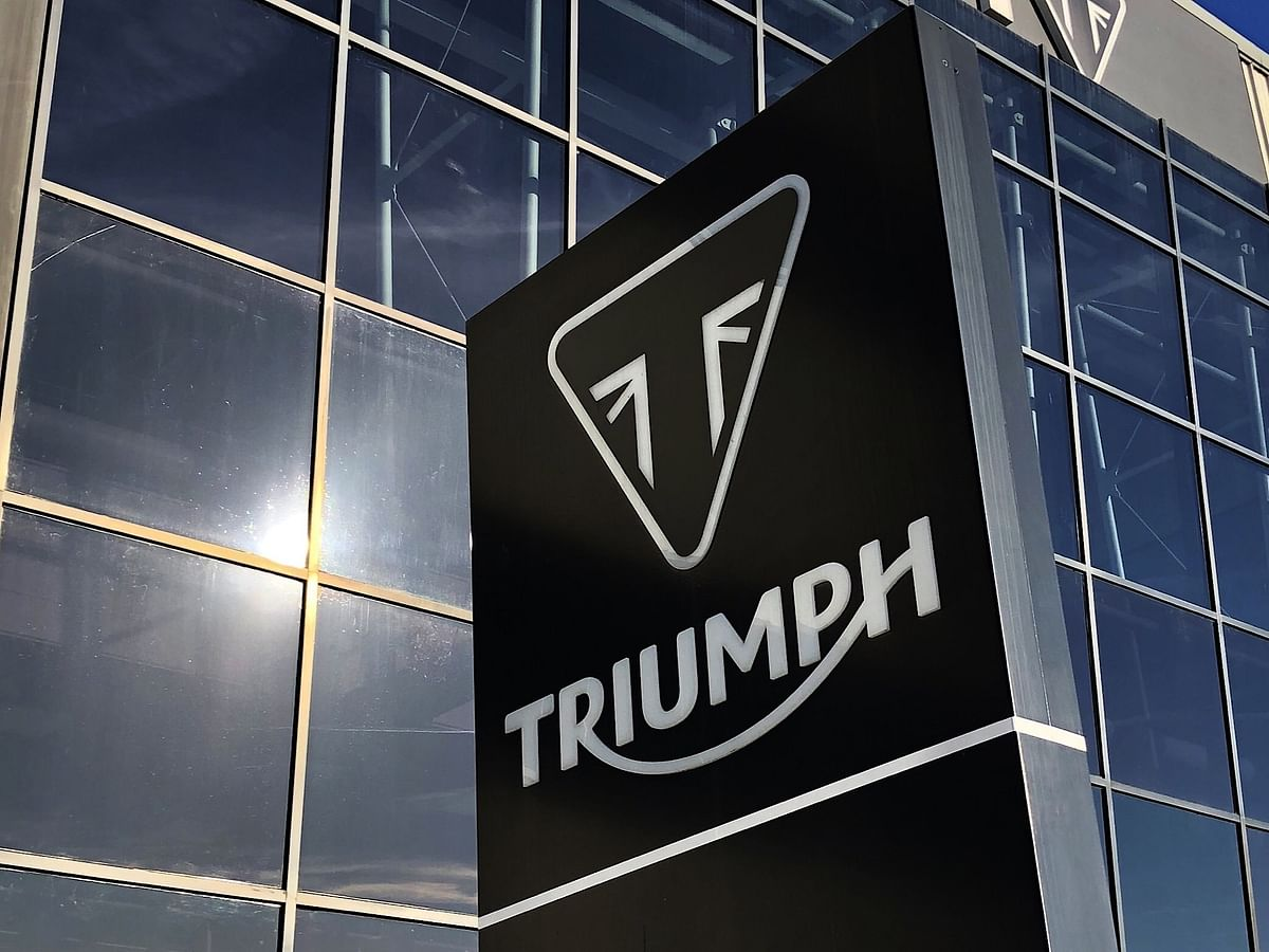 Triumph Motorcycles to lay off 400 employees
