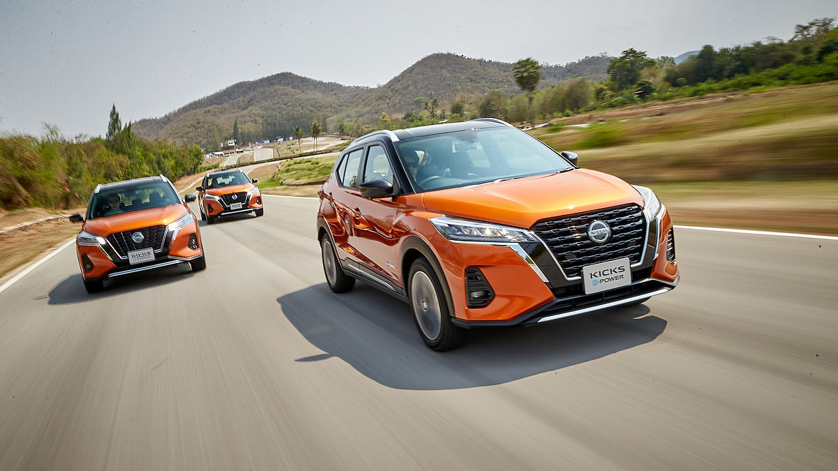Nissan highlights future plans for India, Africa and the Middle East