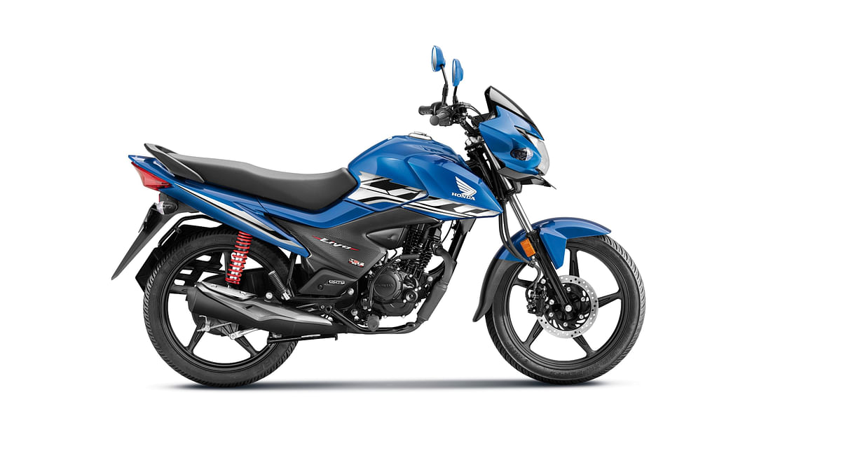 Honda Motorcycle and Scooter India launches the Livo BSVI at Rs 69,422